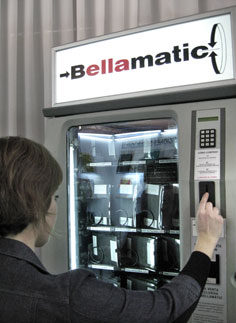 Bellamatic-Photolatente en ARCO, Oscar Molina